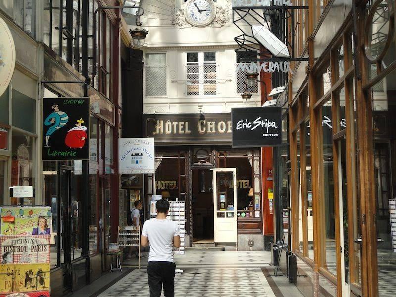 Hotel Chopin Paris Review By Eurocheapo